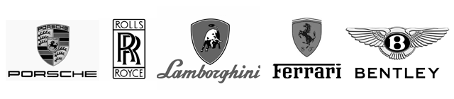 Luxury Vehicle Logos
