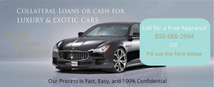 Luxury Car Buyer and Lender